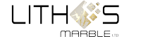 logo lithos marble